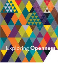 exploring openness report cover