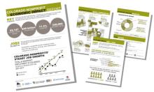 2018 nonprofit economic impact report cover