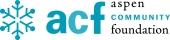 Aspen community foundation logo