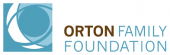 orton family foundation logo